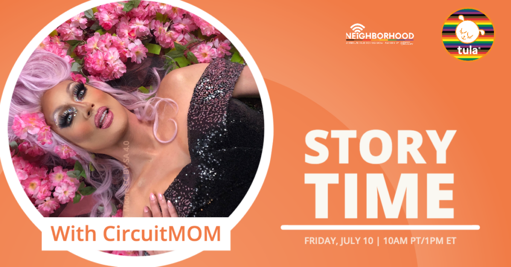 WATCH: Storytime with CircuitMOM and Friends!