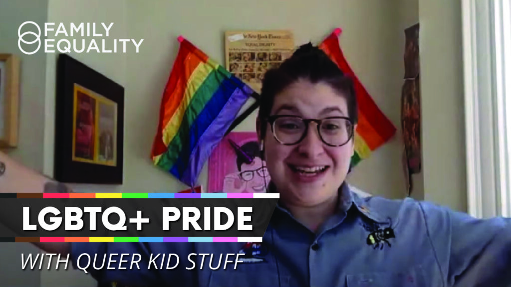 WATCH: Rainbow Pride (ft. Queer Kid Stuff)