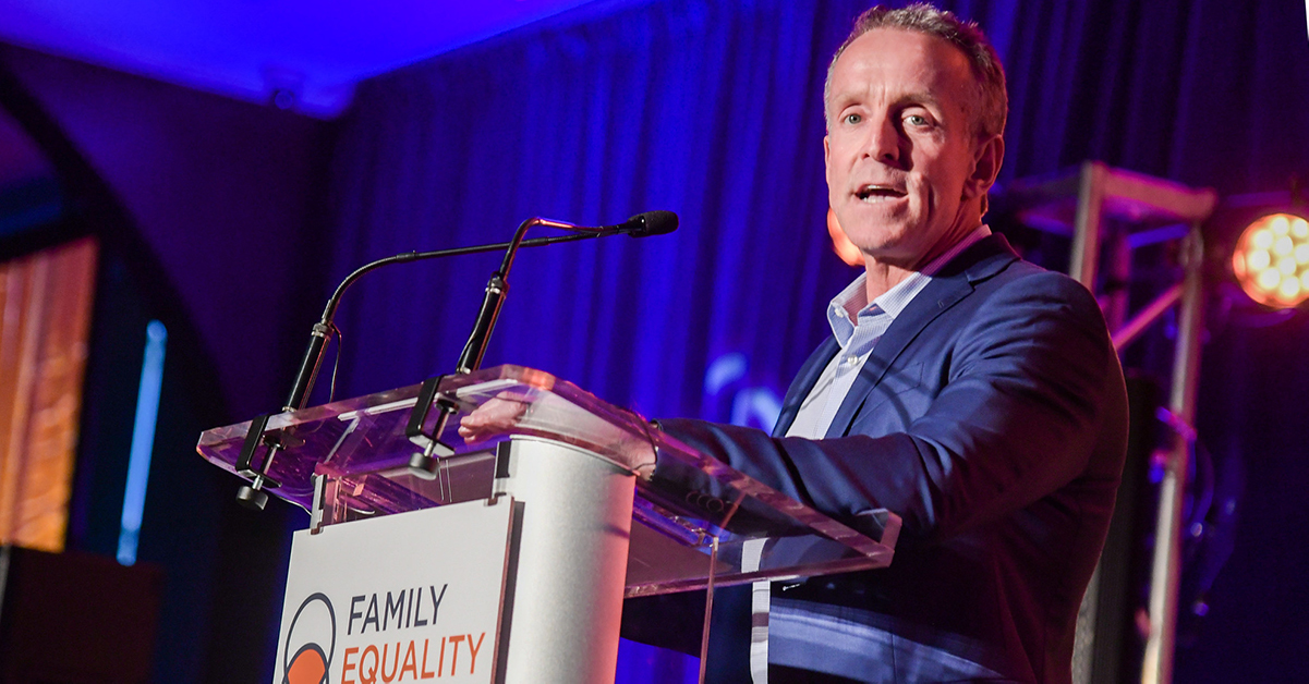 Family Equality CEO Stan J Sloan