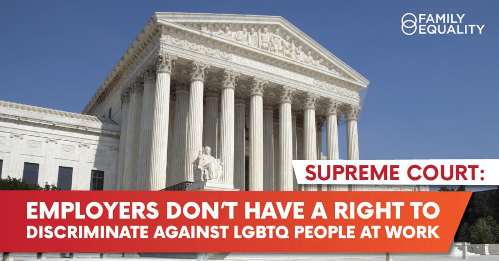 SCOTUS Title VII Decision