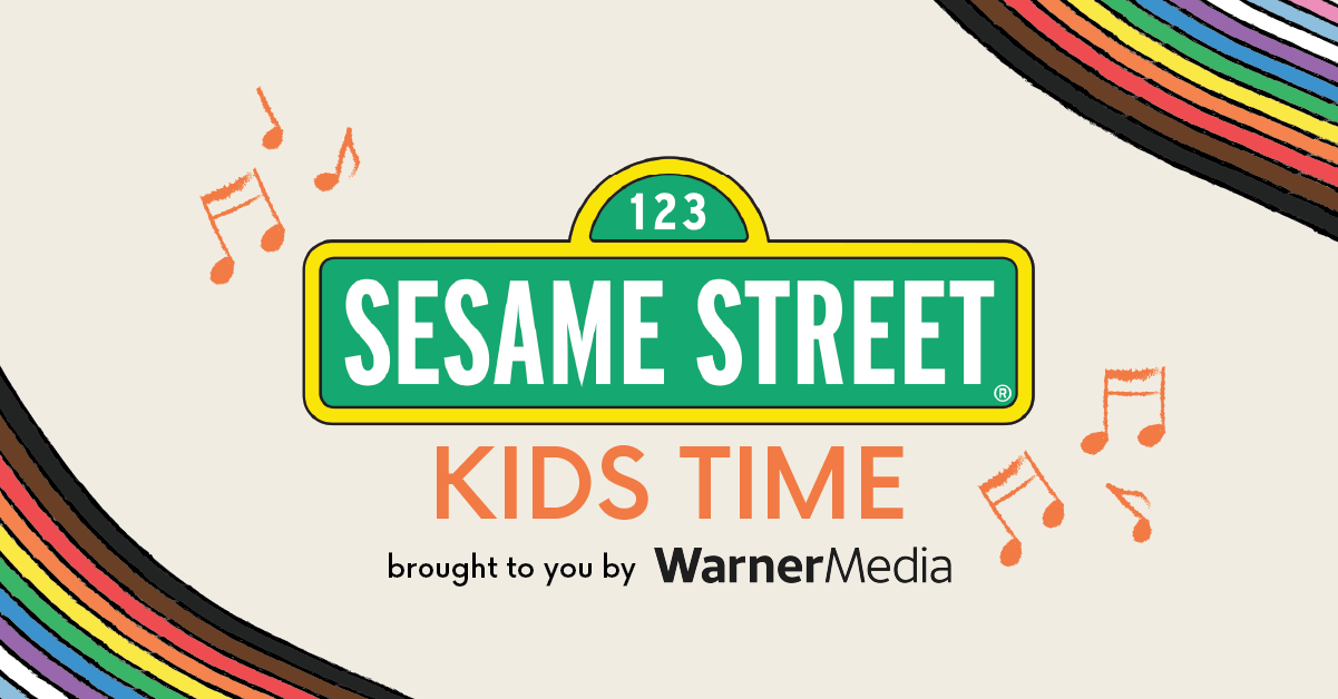 Sesame Street Kids Time