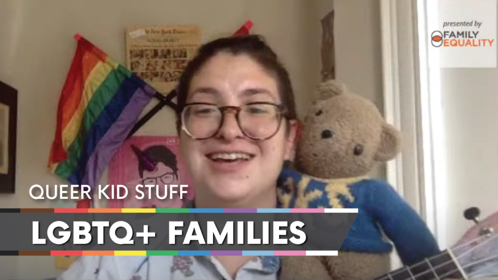 WATCH: LGBTQ+ Families Storytime (ft. Queer Kid Stuff)