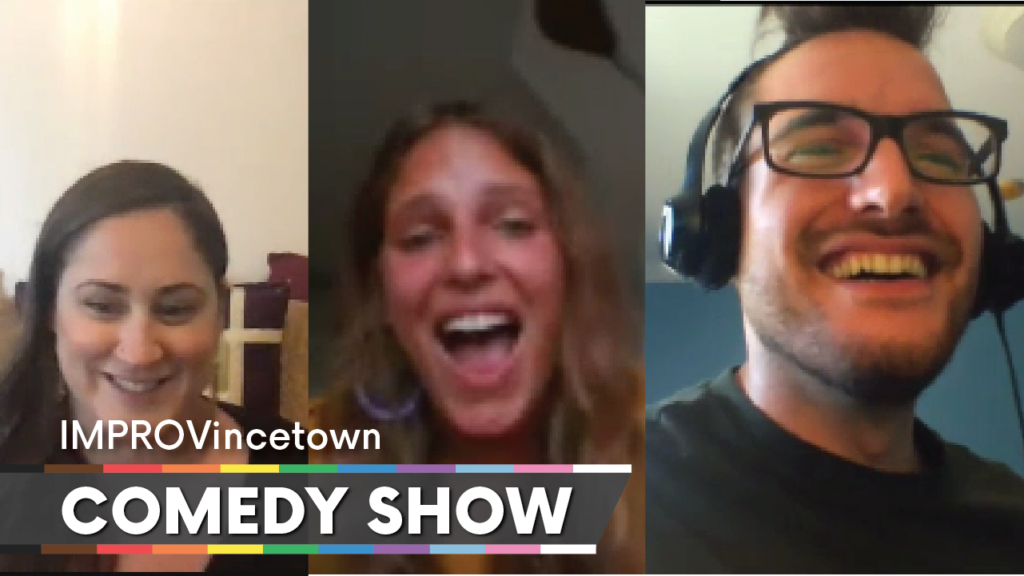 WATCH: IMPROVincetown Comedy Show