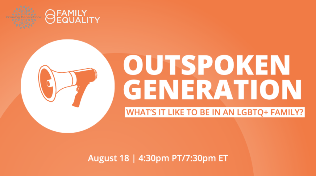 WATCH: Outspoken Generations Panel