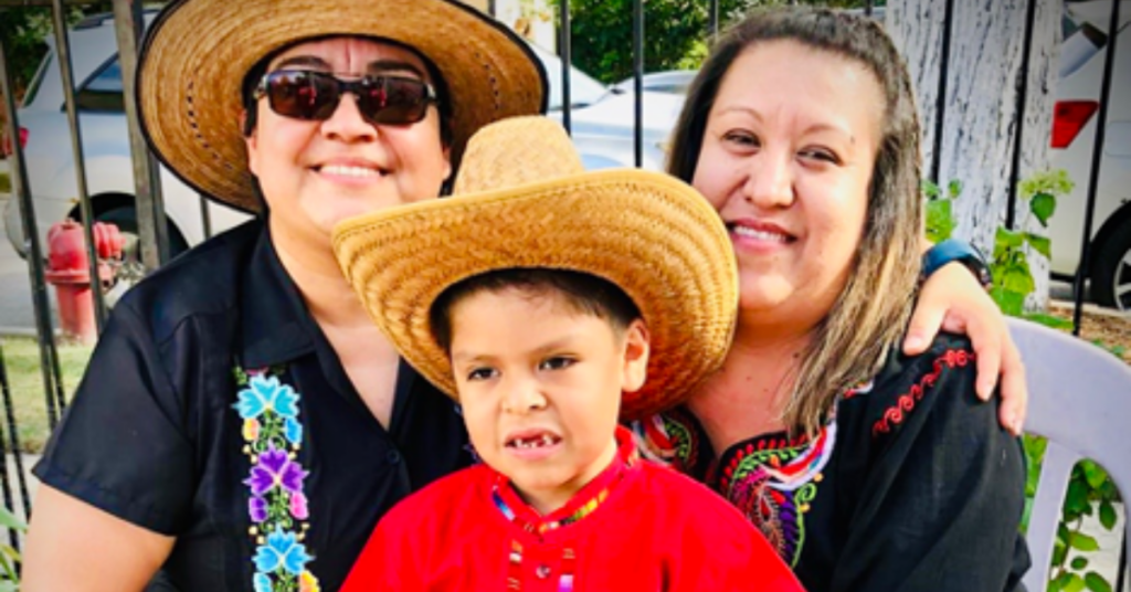 Our Mexican-American Gay Family