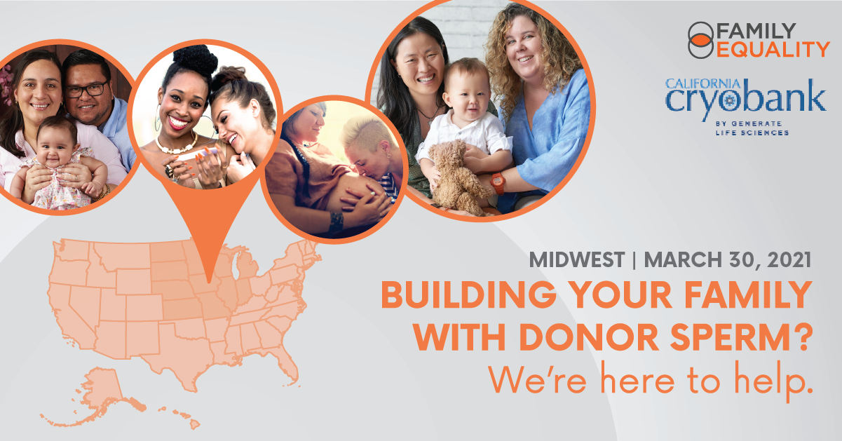 Building your family with donor sperm? We're here to help.