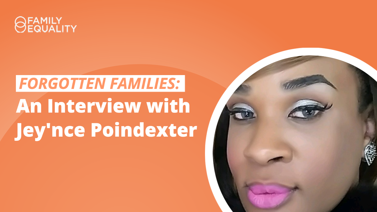 Forgotten Families: An Interview with Jey'ne Poindexter