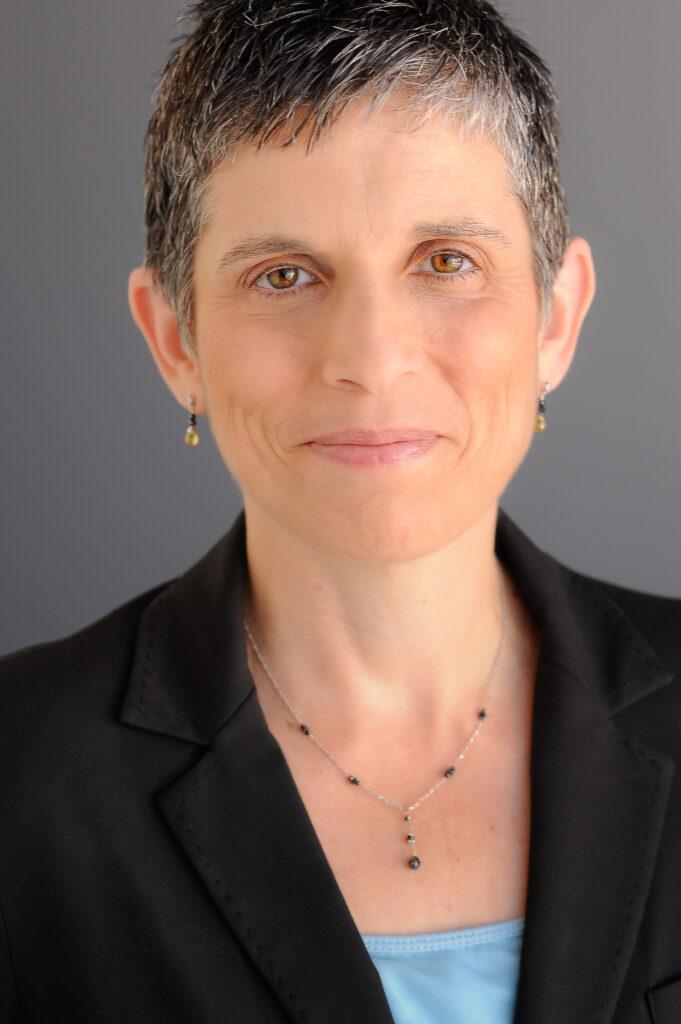 Headshot of Kim Bergman