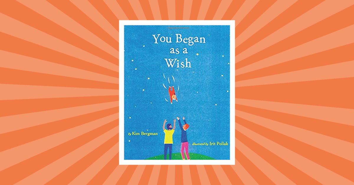 You Began as a Wish Book Cover