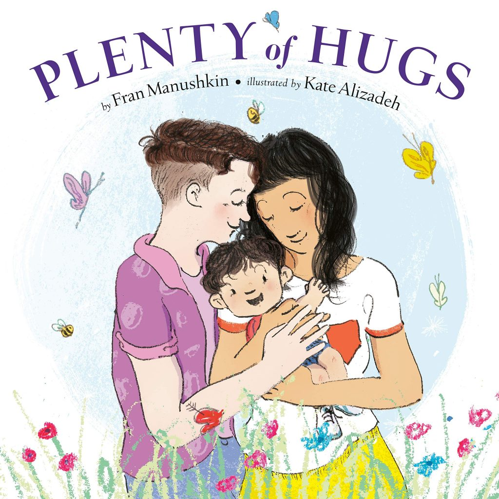 Plenty of Hugs book cover
