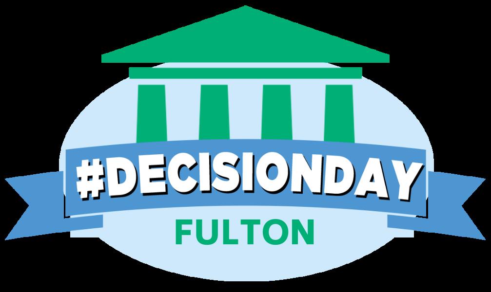 #DecisionDay Fulton