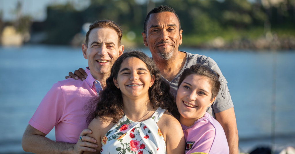 Raising Them to Be Strong: A Gay Dad's Reflections on Parenting Daughters