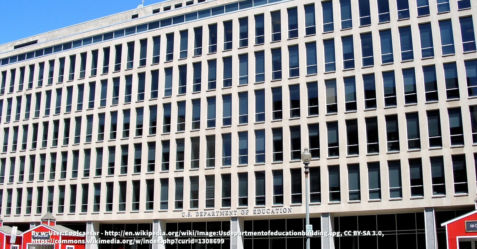 Photo of the US Department of Education