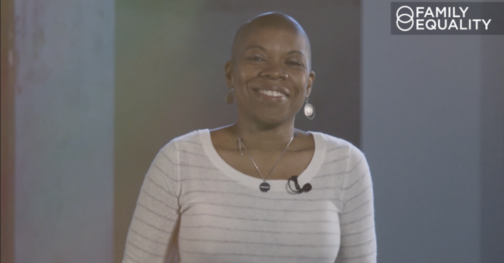 WATCH: Stacey Stevenson's First 100 Days at Family Equality